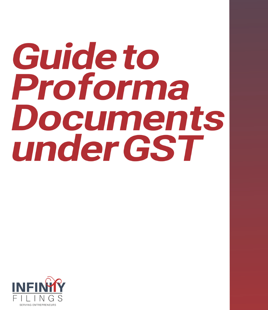 pro forma documents